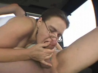 Hottie forth fabrication goes dirty forth a guy roughly his car