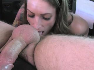 Milf Ava Austen gets her pussy fingered