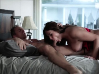 Housewife goes all 69 with her husband sucking on each other