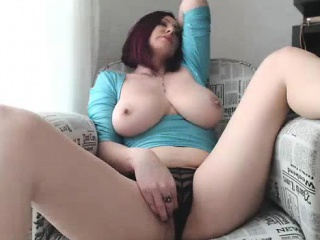 Czech redhead milf and their way awesome boobs