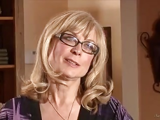 Nina Hartley Fucks Xander Corvus My Daughter's Boyfriend 6