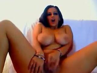 Naughty Kennedy Leigh horny ffm threeway with big boobs milf