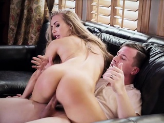 Brazzers - Pornstars Have a fondness on Easy Street Big -  Theres A