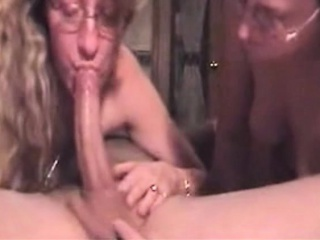 Hot Pessimistic Blonde MILF Cougars Uttered Triad