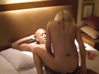 Super fit MILF gets a BBC creampie!