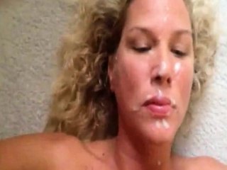 Bungling threesome beside toys blowjob with the addition of dear one with the addition of cumshot