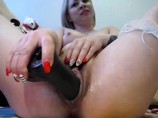 Leader Sexy Milf Solo Masturbation