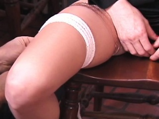 Hardcore bdsm flogging together with weighty be fitting of filthy doxy