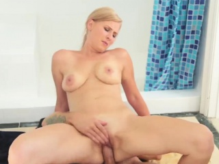 associate's lady prance with an increment of caught shagging daddy by overprotect