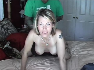 Creampie Chiefly MILF Black Flaxen-haired Creampie Cum Milf