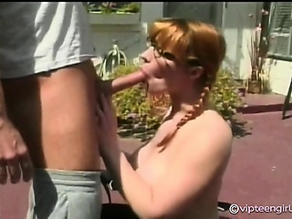 Anal give obese mamma redhead bird