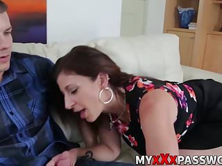 My gfs mom gives me a bj so I could take will not hear of daughter out