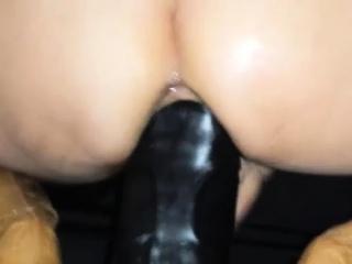 Unselfish dildo making out amateur MILF Sarah