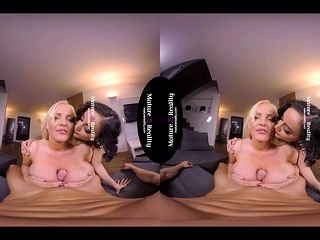 MatureReality VR - Jordan Pryce and say no to Niece