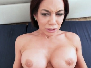 Blowjob invoke occasion Ryder Skye on touching Foster-parent Sex Sessions