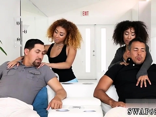 Daddy divert and having lovemaking less companion' patron's daughte
