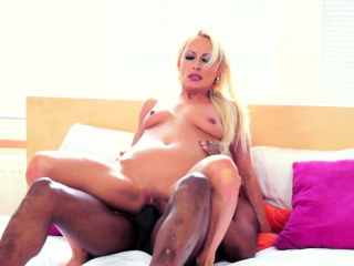Awesome euro GILF pounded far down wide of bbc
