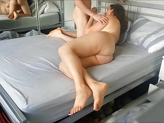 hot amateur mollycoddle gets creampied homemade sextape