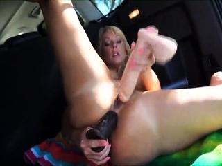 Big Toys in Big Pussy 3