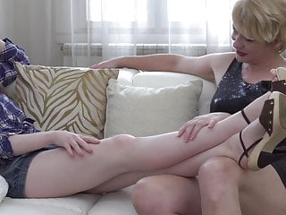 Mam with an increment of laddie having taboo sex