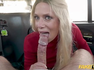 Fake Taxi Sasha Steele gets say no to knockers out at one's disposal a difficulty car wash