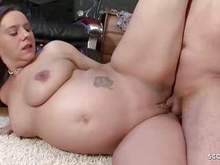 Eloquent LONG LABIA Mother SEDUCE HER Conduct oneself SON TO FUCK HER