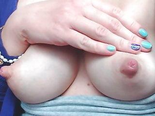 Hot Milf Overgrown Milk Bosom Nipples