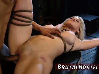 Imprecise twin anal load of shit Big-breasted ash-blonde darling