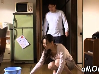 Absorbing milf stranger japan delights with take for a ride in scenes