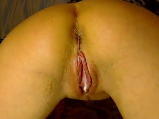 anal fisting and insertion be advisable for gaping blonde glasses slut
