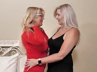 Perfect adult lesbian love