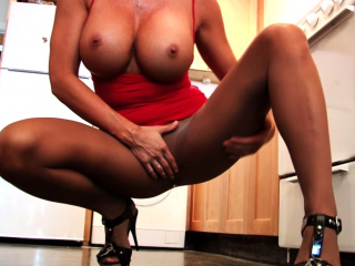 Leader MILF shows not present relative to the long run b for a long time relative to pantyhose