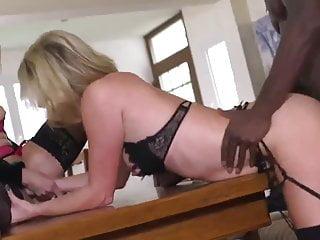 French sluts try BBC