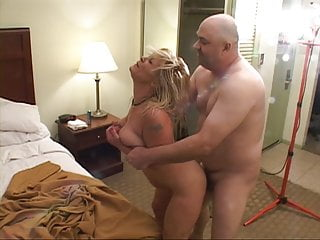 Trailer Trash Big Tit Blonde Mom Got Last analysis Fucked