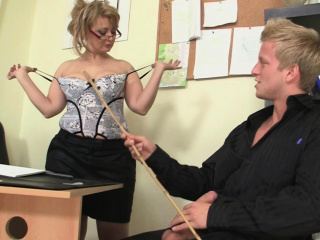 Hot assignation think the world of with sexy grown up woman