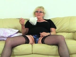 An older woman means fun part 350