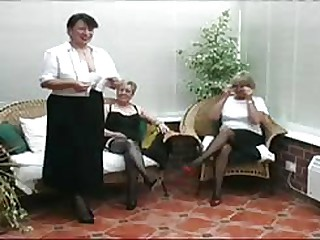 sex Vintage Levelling exotic three Mature Municipal Ladies