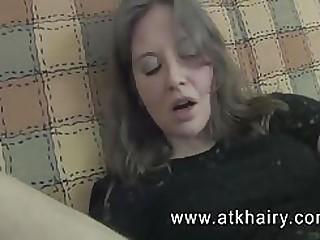 Homemade show one's age masturbating readily obtainable dwelling