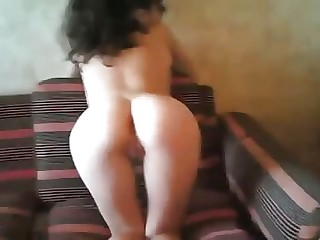 Asian MILF from Milfsexdating Discover there mask increased by chunky nipples