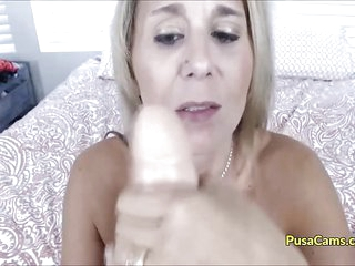Mommy I need Help HOT Fair-haired MILF Big Tit Sublime Arse