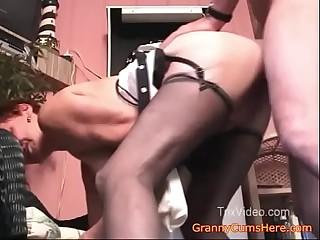 Granny Fucks say no to SON