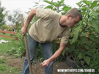 Gardener Voluptuous Interruption Completed