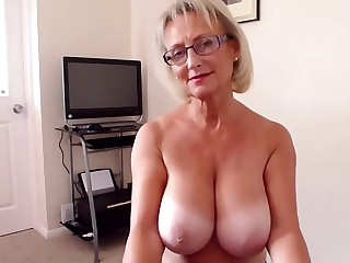 British chunky natural tits of age hot blowjob