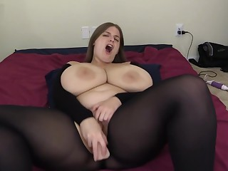 Sarah Rae Body-stocking Fuck