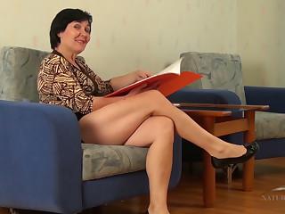 Yulya in Masturbation Membrane - AtkHairy