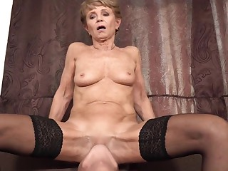 Granny likes em Young Hung