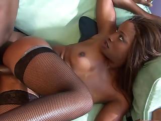 Unpredictable intensify pornstar in hottest hd, nefarious increased by ebony porn shore up steady