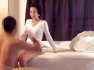 Asian GF plays fair fro bonking