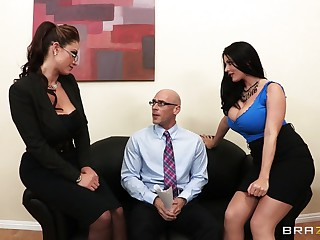 Big Tits at one's disposal Work: Acing the Interview