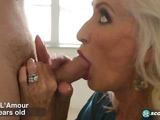 Leah L'Amour does it again! - 60PlusMilfs
